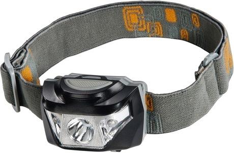 Image of Hama LED Stirnlampe 160 grau/orange