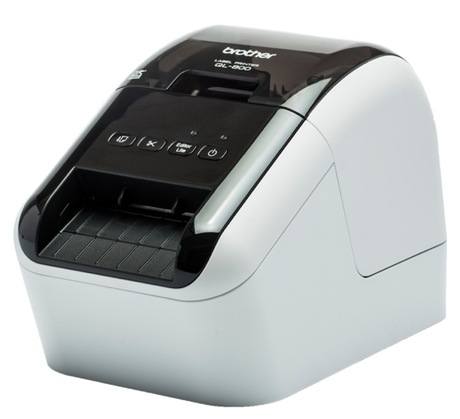 Image of Brother QL-800 Drucker