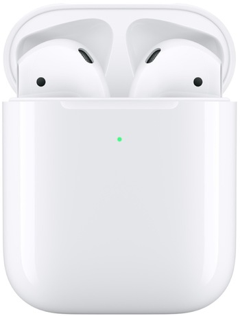 Image of Apple AirPods mit kabellosem AirPod Case