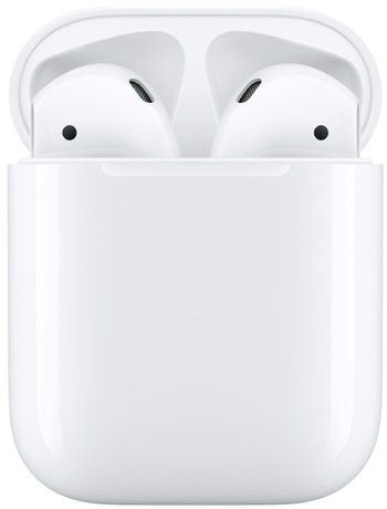 Image of Apple AirPods mit AirPod Case