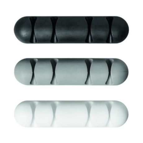 Image of Kabelclips Multi bunt 3 Stück