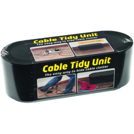 Image of D-Line Kabelmanagement Design Box schw.