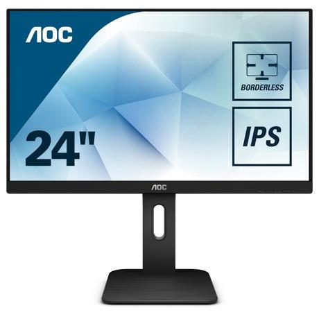 Image of AOC 24P1 Monitor