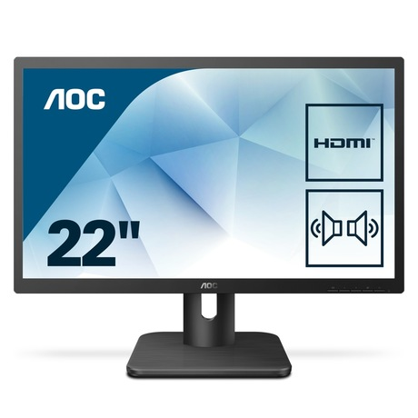 Image of AOC 22E1D Monitor
