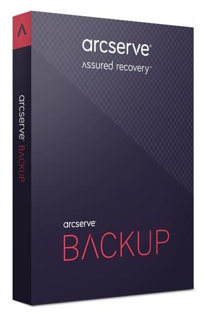 Image of ARC Backup 18.0 NDMP NAS 3Y UP MNT