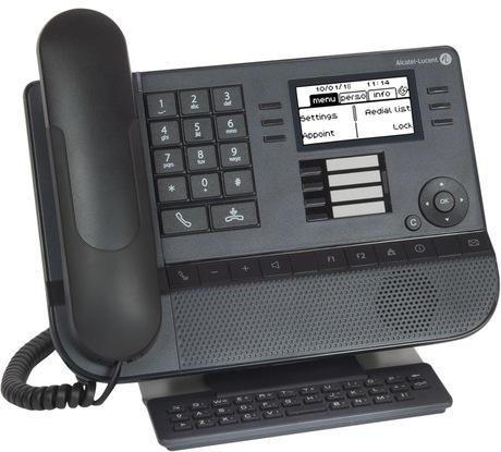 Image of Alcatel-Lucent 8028s Premium DeskPhone