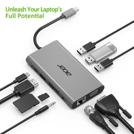 Image of Acer 10-in-1 Mini-Dock