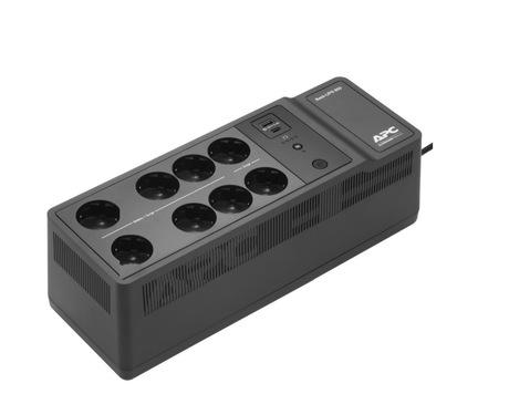 Image of APC Back UPS BE 850, USV 230V (DIN)