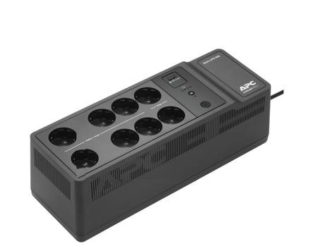 Image of APC Back UPS BE 650, USV 230V (DIN)