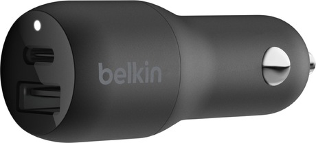 Image of Belkin 2xUSB Car Charger 2500 mA schwarz