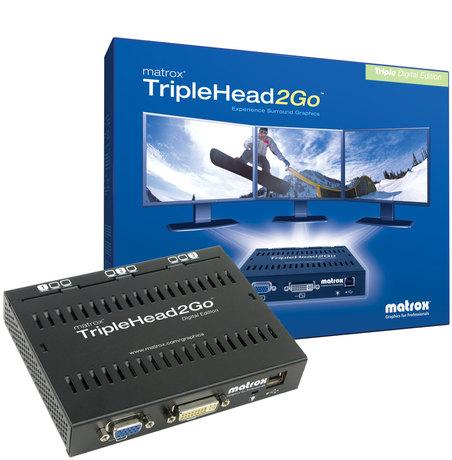 Image of Matrox TripleHead2Go Digital Edition
